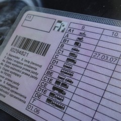 Utrata uprawnień do prowadzenia pojazdów mechanicznych