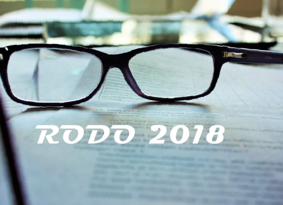 Najważniejsze informacje dotyczące RODO 2018